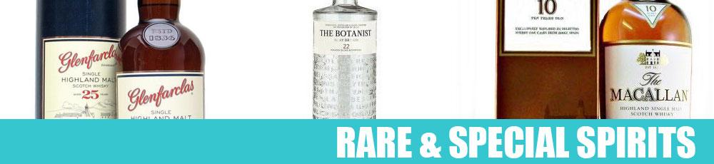 Rare & Special Spirits
