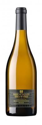 Baron De Ley Tres Vinas Blanco Reserva 75cl 1