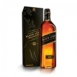 Johnny Walker Black Label Whisky 12 year old 70cl 1