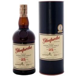 Glenfarclas Malt Whisky 25 year old 70cl 1