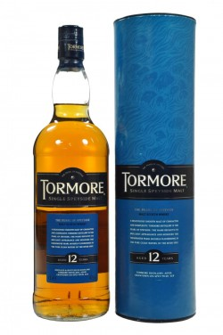 Tormore Malt Whisky 12 year old 70cl 1