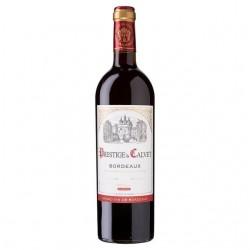 Prestige & Calvet Bordeaux Merlot Cabernet Sauvignon 75cl 1