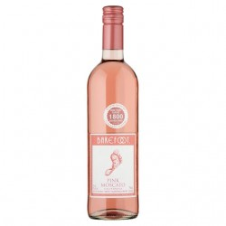 Barefoot Pink Moscato 75cl 1