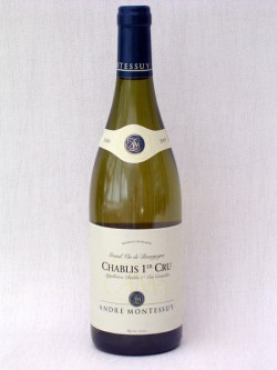 Andre Montessuy Chablis 75cl 1
