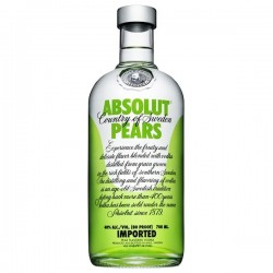 Absolut Pears Vodka 70cl 1
