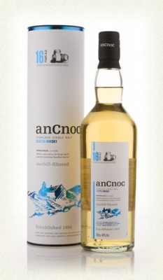 Ancnoc Malt Whisky 12 year old 70cl 1