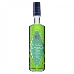 Antica Sambuca Apple Flavour 70cl 1