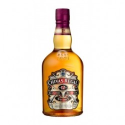 Chivas Regal Whisky 12 year old 70cl 1