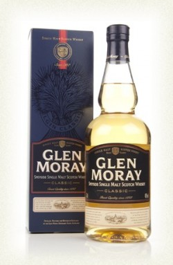 Glen Moray Classic Malt Whisky 70cl 1