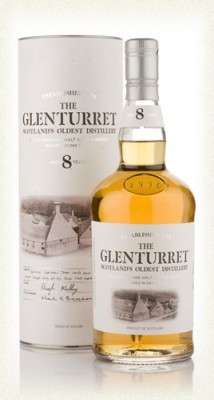 The Glenturret Malt Whisky 10 year old 70cl 1