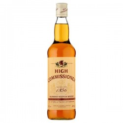 High Commisioner Whisky 70cl 1