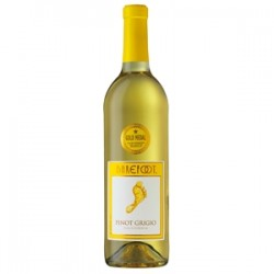 Barefoot Pinot Grigio 75cl 1
