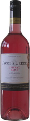 Jacobs Creek Shiraz Rose 75cl 1