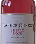 Jacobs Creek Shiraz Rose 75cl