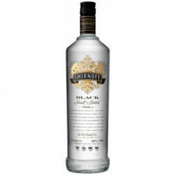 Smirnoff Black Vodka 70cl 1