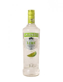 Smirnoff Lime Vodka 70cl 1
