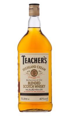Teachers Highland Cream Whiskey 70cl 1