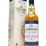 Tulibardine 1973 Vintage Edition Malt Whisky 70cl