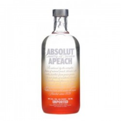 Absolut Apeach Vodka 70cl 1