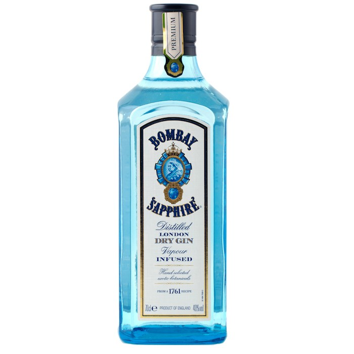 Bombay Sapphire London Dry Gin 70cl Wine Counter