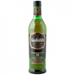 Glenfiddich Malt Whisky 12 year old 70cl 1