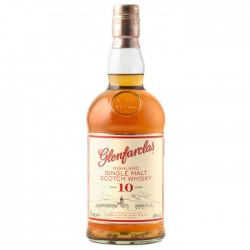 Glenfarclas Malt Whisky 10 year old 70cl 1
