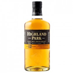 Highland Park Malt Whisky 12 year old 70cl 1