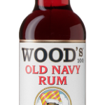 Wood's 100 Old Navy Rum 70cl
